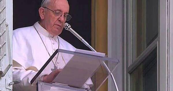 Ecco l'Angelus integrale di papa Francesco di oggi / Chiesa / Home - Parola  di Vita