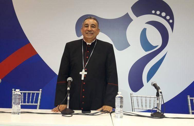 """Gmg 2019. Mons. Ulloa Mendieta  """"Il Papa in Centro America è una ... 4734b8beda6f"""
