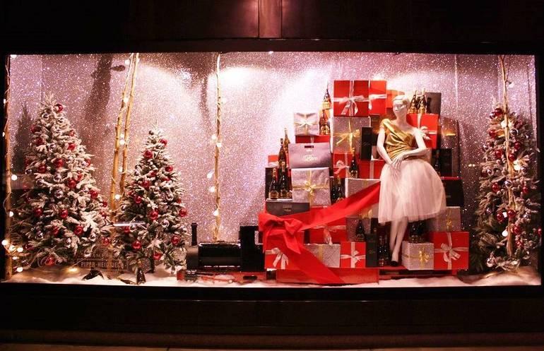 Addobbare un negozio per Natale: suggerimenti e consigli ...